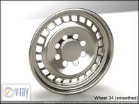 Wheel 34