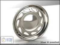 Wheel 36