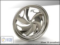 Wheel 38