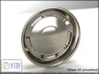 Wheel 40