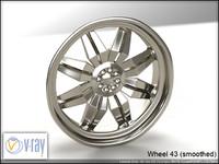Wheel 43