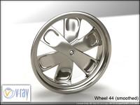 Wheel 44