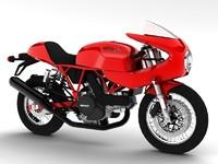Ducati 1000S 2009