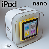 iPod nano - Multi-touch