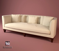 Barbara Barry Conversation Sofa