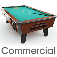Pool table 8ft Commercial