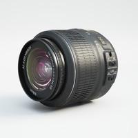 Nikkor 18-55mm VR Lens
