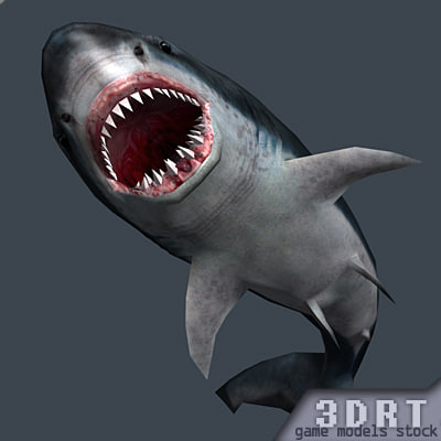 3DRT-Sharks-Jaws-pack_ver.1.0