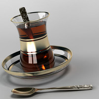 Turkish Tea 01