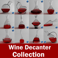 Wine Decanter Collection