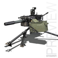 40mm - GMG - Grenade Machine Gun
