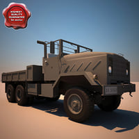 M923 A1 Cargo Truck V7