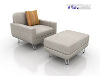 max rado armchair