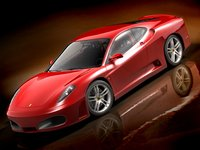 3d model ferrari f430 sport