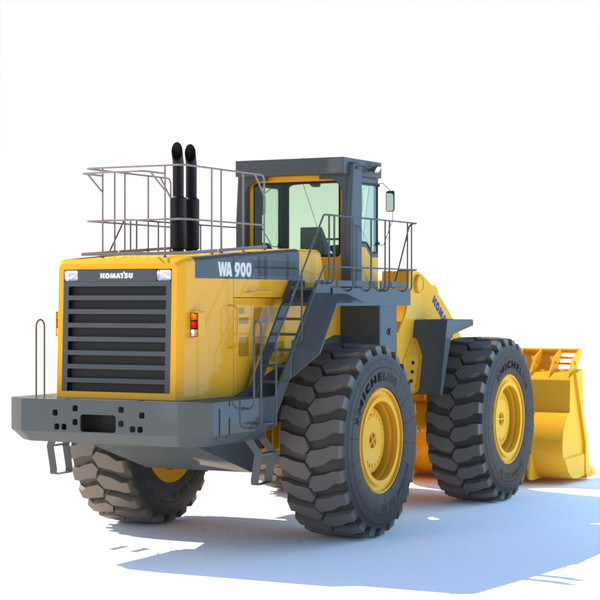 3ds max mining machines - Collection Mining Machines 2... by ArqArt3D