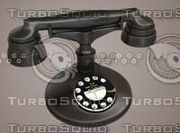 ma old rotary phone
