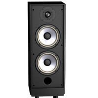 fidelity three-way loudspeaker 3d model