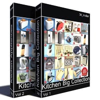 Kitchen Big Collection V3