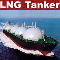 LNG Tanker Galea