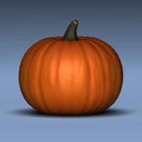 obj pumpkin