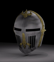 "Knight""s Helmet"