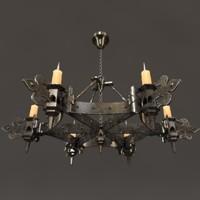 Gothic Chandelier01