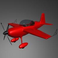 EA 300 Stunt Plane
