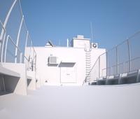 materials roof 3d model