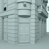 street london 3d model