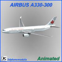 Airbus A330-300 Air Canada