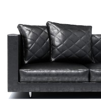 3d model moooi - boutique sofa
