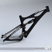 bike frame mojo hd 3d 3ds