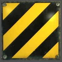 free max model caution stripe