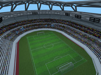 Soccer Stadium Simplified