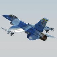 F16 Aggressor Red35