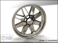 Wheel 15