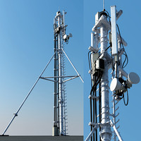cell tower versions 3d 3ds