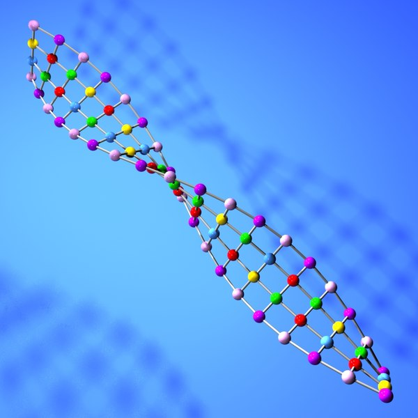 how to build a 3d dna molecule