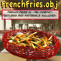 FrenchFries.obj