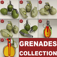 Grenades Collection V2