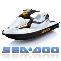 lightwave speed sea doo gti