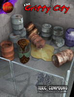 lightwave gritty toxic compound barrels