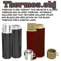Thermos.obj
