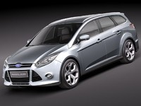 Ford Focus Estate 2011