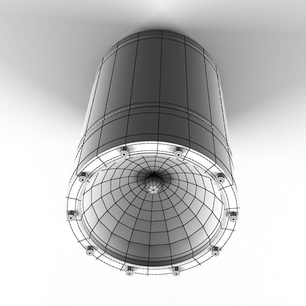 3ds max modern lamp - Lamp... by mloddysan