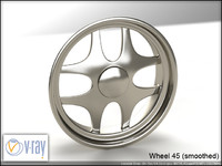 Wheel 45