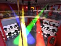 disco club 3d model