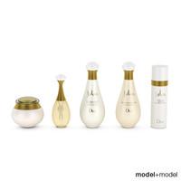 3d 3ds dior set perfume