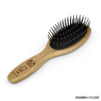 hair brush 3ds