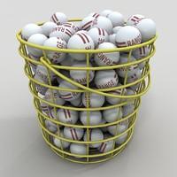 3ds bucket balls